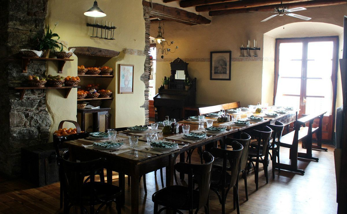 Dinning halls Vinya Nova